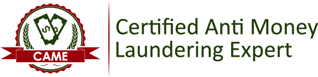 Certified Anti Money Laundering Expert
